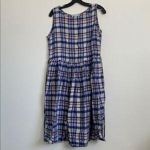Uniqlo lien dress